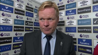 Koeman: Niasse made the difference