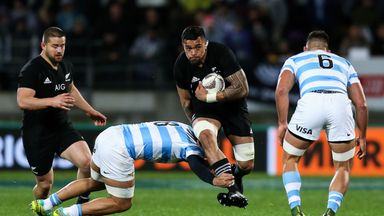 Is Fifita the fastest forward in world rugby?