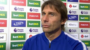 Conte: It wasn't easy