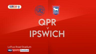 QPR 2-1 Ipswich