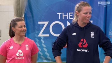 Beaumont and Shrubsole's Coaching Clinic