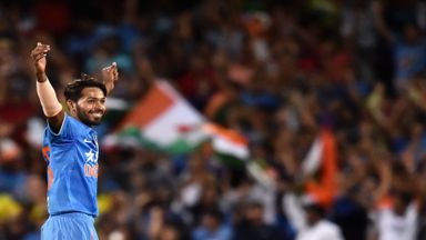 Ind v Aus 3rd ODI: Highlights