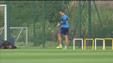 Lamela nearing full fitness