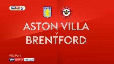 Aston Villa 0-0 Brentford