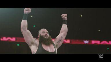 Alternate Angle: Strowman's utter destruction