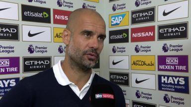 Guardiola: Mane didn't see