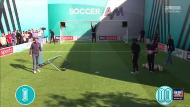 Volley Challenge: Man City