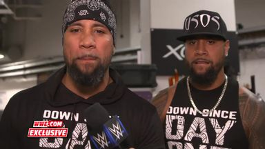 The Usos invoke title rematch at Hell in a Cell