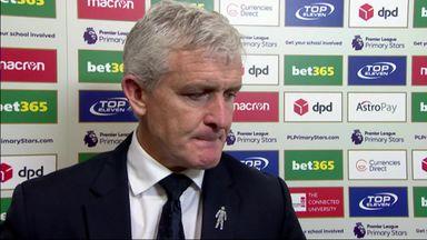 Hughes praises Crouch impact