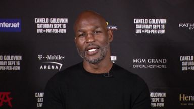 Hopkins: Joshua has edge over Wilder