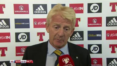 Strachan: We're ready for Slovakia