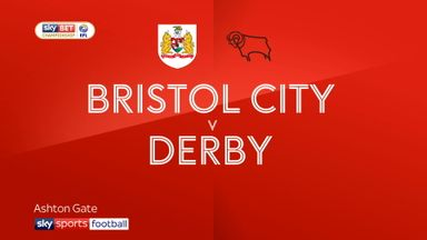 Bristol City 4-1 Derby