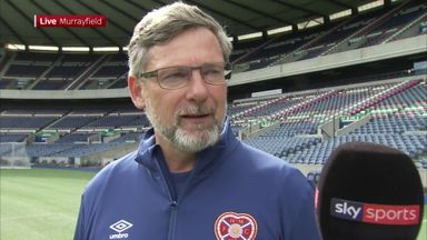 Levein expecting 'butterflies' on return