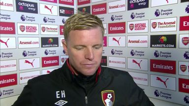 Howe: We were disappointing