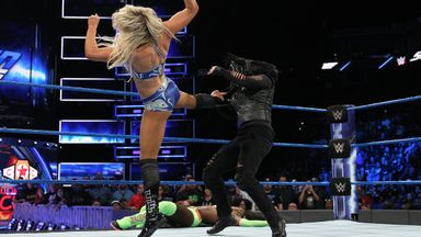 Charlotte earns title shot