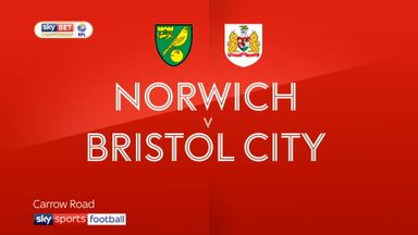 Norwich 0-0 Bristol City