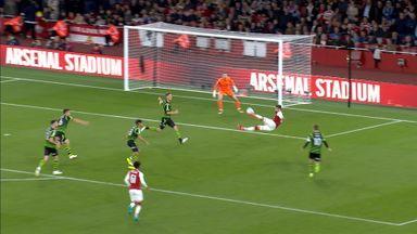 Giroud's outrageous overhead