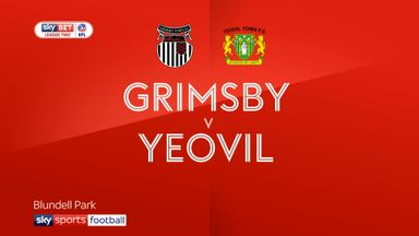 Grimsby 2-1 Yeovil