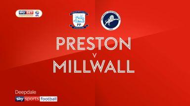 Preston 0-0 Millwall
