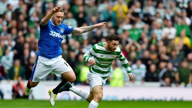 Patrick Roberts' delight at Old Firm victory