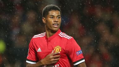 'Rashford is world class'
