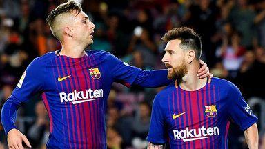 Barcelona 6-1 Eibar