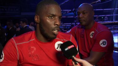 Learning experience for Okolie