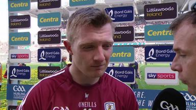 Canning leads Galway to victory