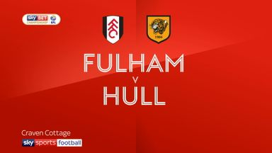 Fulham 2-1 Hull