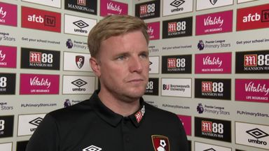 Howe: We'll take the point