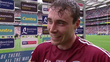 Galway's Cooney lost for words