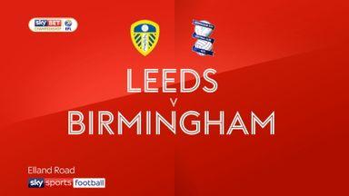Leeds 2-0 Birmingham