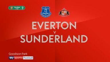 Everton 3-0 Sunderland