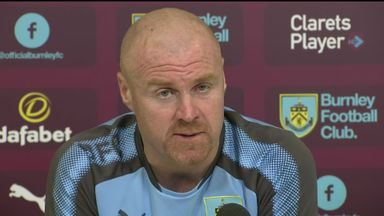 Dyche delighted with Wood and Wells