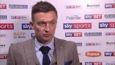 Heckingbottom: We lacked a scoring threat