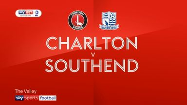 Charlton 2-1 Southend