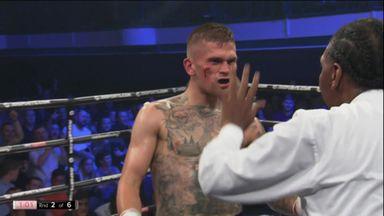 Benn continues KO streak