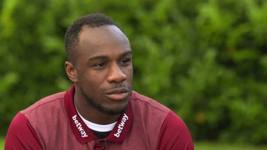 Antonio: The goals are coming