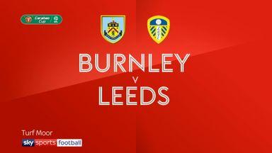 Burnley 2-2 Leeds AET (3-5 Pens)