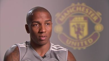 Young hails 'fantastic' United squad