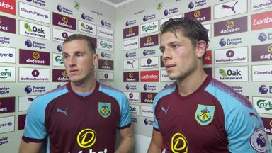 Wood wins it for Burnley