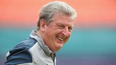 'Hodgson has the experience for the job'