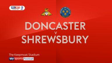 Doncaster 1-2 Shrewsbury
