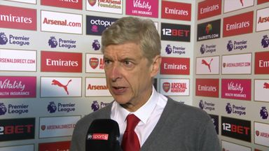 Wenger: We dominated the game
