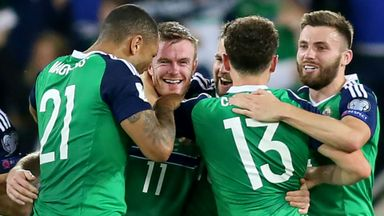 N Ireland 2-0 Czech Republic