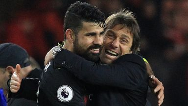 Conte: We wish Costa the best