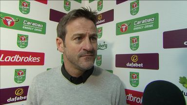 Christiansen praises 'perfect performance'