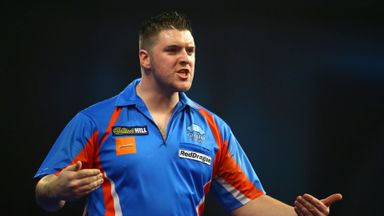 World Matchplay: Gurney v Suljovic