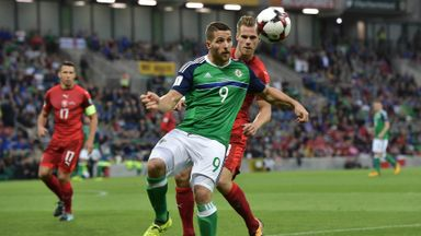 Northern Ireland v Czech Republic