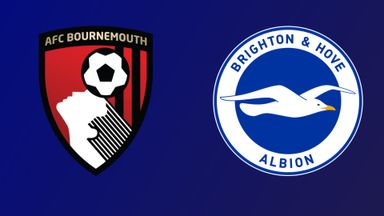 Bournemouth v Brighton